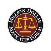 Member, Million Dollar Advocates Forum